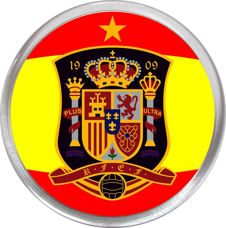 Значок (магнит) сборной Испании
