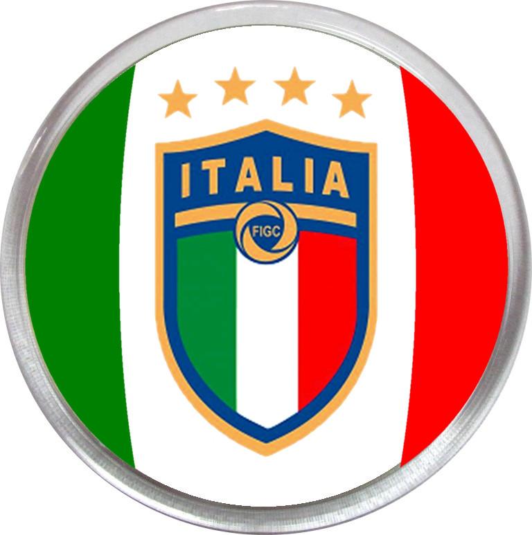 Значок (магнит) сборной Италии