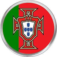 Значок (магнит) сборной Португалии