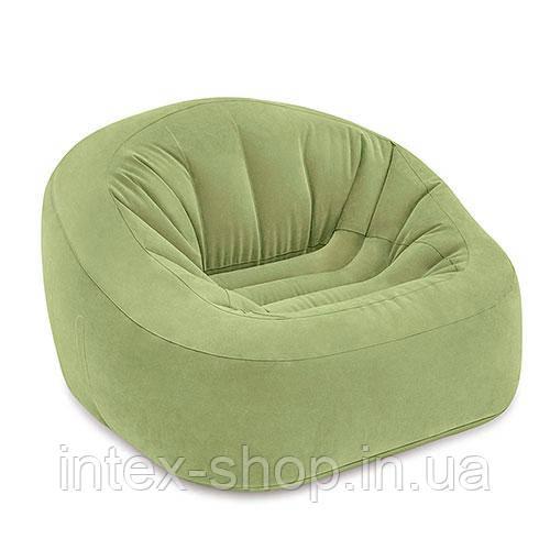 Велюр кресло Intex (68576)