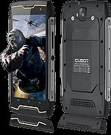 Защитный смартфон Cubot King Kong  2 сим,5 дюймов,4 ядра,16 Гб,8 Мп,4400 мА/ч,IP68.