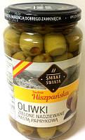 Оливки фаршированные паприкой Smak Swiata, 340 г