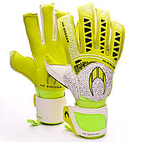 Вратарские перчатки HO SOCCER IKARUS CLUB FLUO LIME