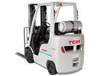 Запчастини для навантажувачів TCM