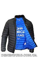 Куртка мужская демисезонная TIGER FORCE 50228 чёрная, фото 1
