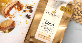 Barry Callebaut GOLD CHK-R30GOLD-2B-U75, золотой шоколад,