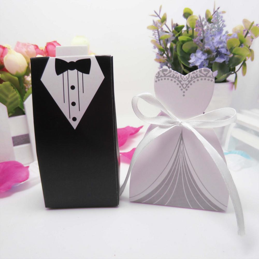 Свадебные подарки гостям - бонбоньерки