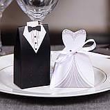 Свадебные подарки гостям - бонбоньерки, фото 2