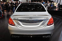 Спойлер Mercedes W205 AMG