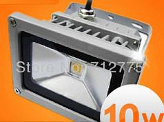 10W Светодиодный прожектор IP65 LED водонепроницаемый 85-265V высокой мощности