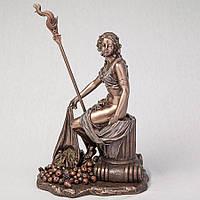 Статуэтка Veronese Богиня Плодородия Деметра