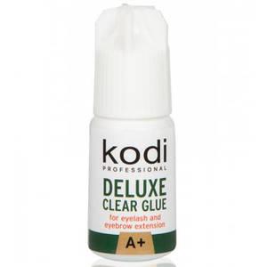 Клей для наращивания ресниц Kodi Professional DeluxeClear A+, 5 гр