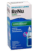 Многофункциональный раствор ReNu 60 мл.