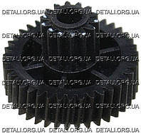 Шестерня редуктора Эльво d38*16,5* 7h11,5 L26 39 зуб право 14 зуб прямо