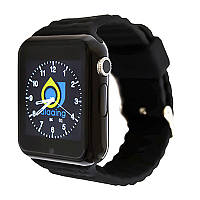 Smart watch V7K | X10 Black GPS с камерой