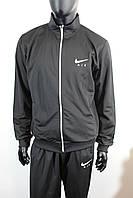 Мужской спортивный костюм батального размера 2018 г черный цвет