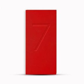 Портативное зарядное устройство Recci Seven RS-7000 7000mAh (Red)