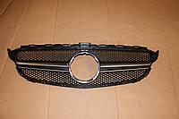 Решетка радиатора Mercedes W205 стиль AMG