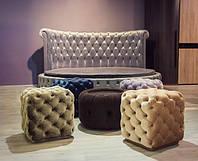 Роскошная круглая кровать Eva