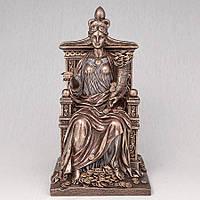 Статуэтка Veronese Фортуна на троне 27 см