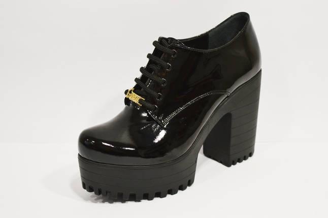 Лаковые женские ботинки Guero 3009, фото 2