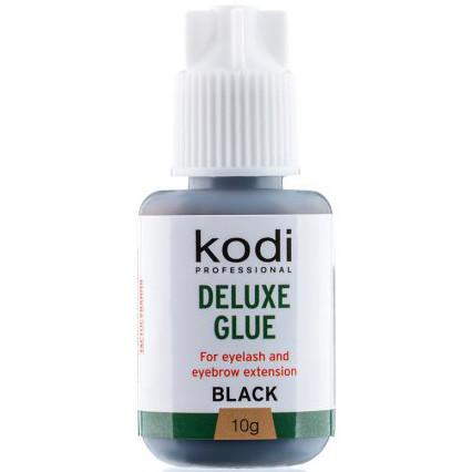 Клей для ресниц Kodi Professional Deluxe, 10 гр черный