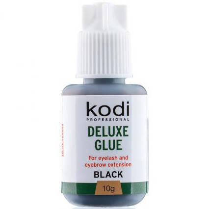 Клей для ресниц Kodi Professional Deluxe, 10 гр черный, фото 2