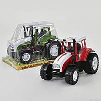 Детский инерционный трактор 0488-120  2 цвета hn
