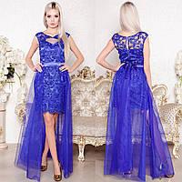 """Шикарное выпускное, вечернее платье трансформер, платье на свадьбу """"Империя люкс"""", фото 1"""