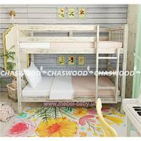 Двухъярусная кровать-трансформер Камалия Chaswood 90x190 Сосна Дерево