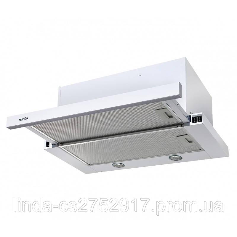 Кухонная вытяжка GARDA 50 WH (1100) SMD LED VentoLux