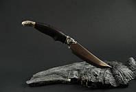 """Нож """"Гризли""""  уникальный, оригинальный, элитный, подарок охотнику, ручной работы"""