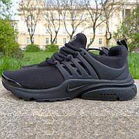 Кроссовки мужские Nike Air Presto Full Black, фото 1