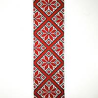 Стрічка обробна з українським орнаментом 50 мм (25м/рулон)