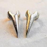 Накладные когти на пальцы металлические!