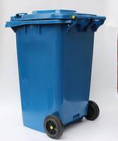 Бак для мусора 240L-blue