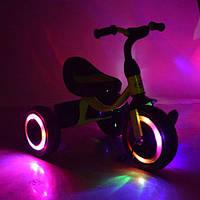 Детский трёхколёсный велосипед TURBOTRIKE оптом и в розницу купить в Украине Одесса 7 км