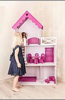 Дом мечты! Дом для кукол Барби, Монстерхай, Братс. Кукольный домик