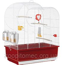 Клітка для канарок, мадін, папуг EVA FERPLAST (Ферпласт) біла