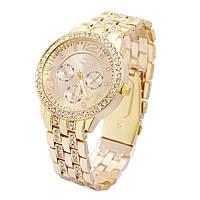 Наручные женские часы Gold | Стильные