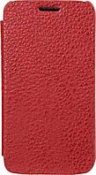 Чехол Avatti Grain LG G2 mini D618 Hori cover Red