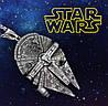 Кулон «Тысячелетний сокол», Звездные войны (Millenium Falcon Star Wars)