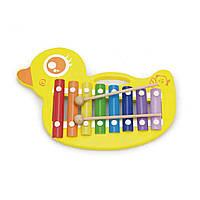 Игрушка Viga Toys Ксилофон Утенок (59769)