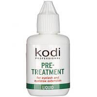 Обезжириватель для ресниц Kodi Professional Pre-treatment, 15 гр