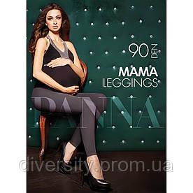 Леггинсы для беременных Mama Leggins 90d Panna L/XL, Nero