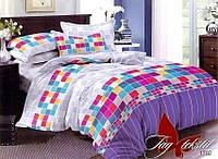 Двуспальный комплект постельного белья  1702