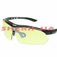 Очки тактические Oakley Yellow Lense 11682