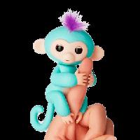 Обезьянка Прилипунцель + кукла LOL в подарок