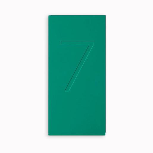Портативное зарядное устройство  Recci Seven RS-7000 7000mAh (Green)