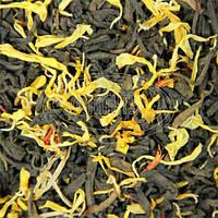 Чай Пуэр Ваниль 500 грамм